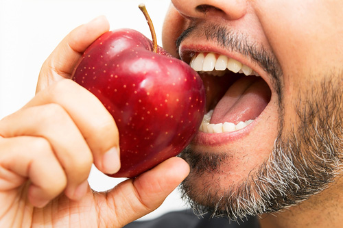 Eating with Dental Implants